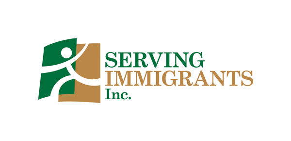 Serving Immigrants Logo