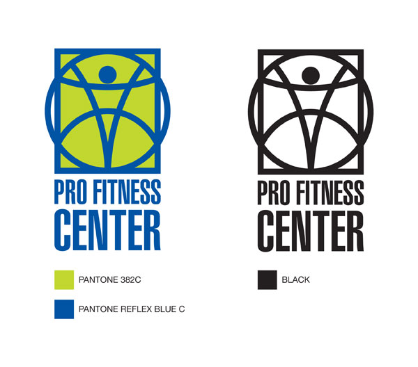 Pro Fitness Center, Inc Logo