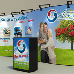 3D Works for Kingsway Amigo Insurance