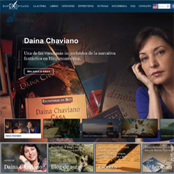 Daina  Chaviano  Author Website