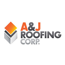 A&J Roofing Corp  Logo